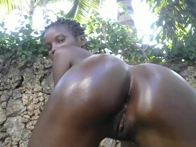 Amateur Ebony Homemade Webcam