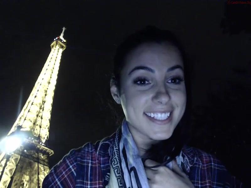 CrazyM_ Paris Eiffel Tower Outdoor Vid - MFC CrazyTeam