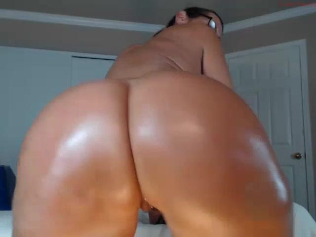 Big Ass Blonde Anal Riding
