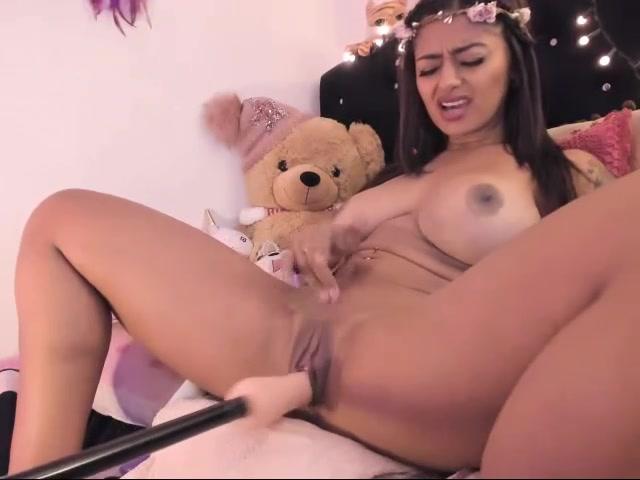 Big Tit Latina Teen Webcam