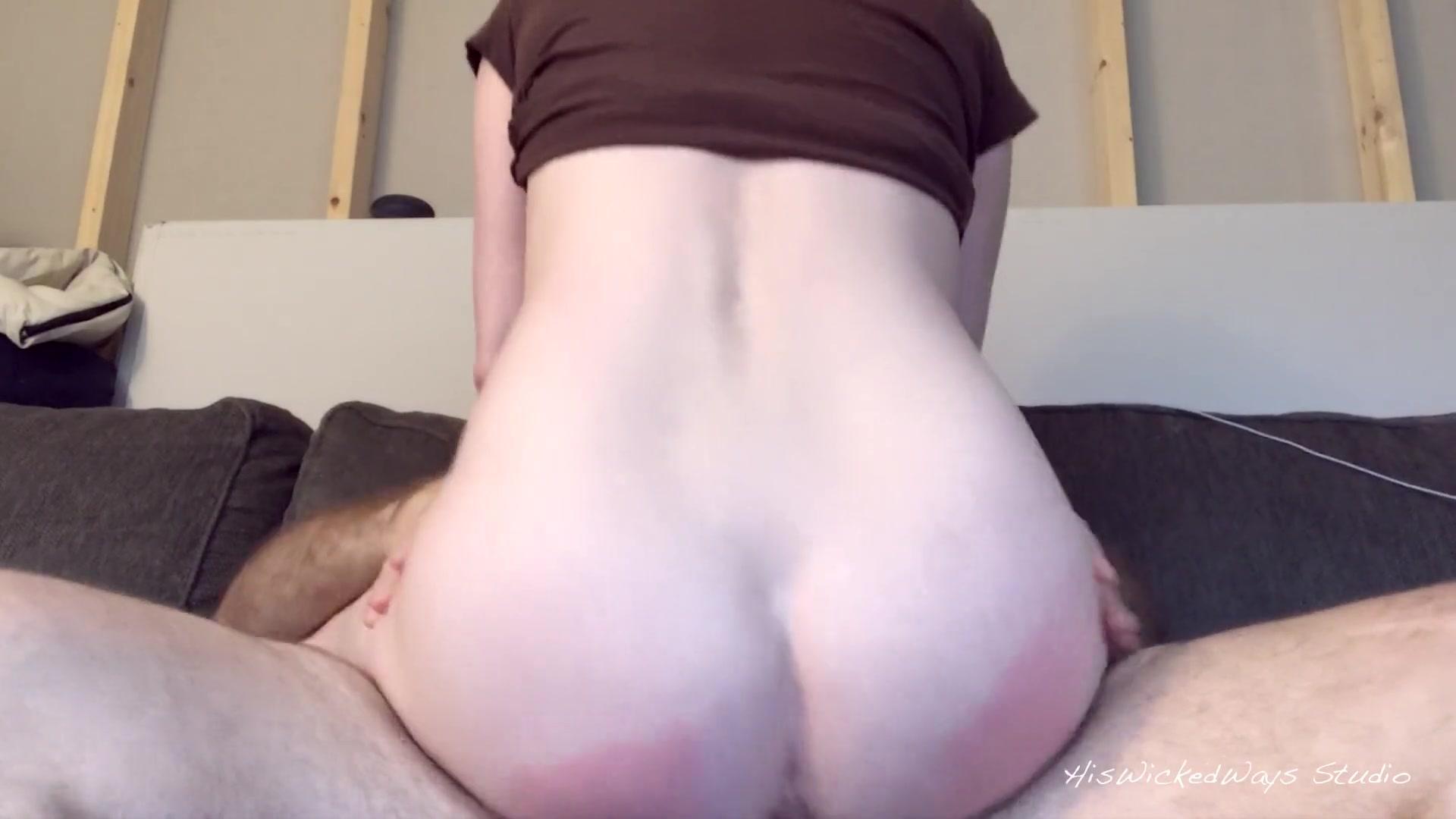 Balls Deep Pussy Pounding