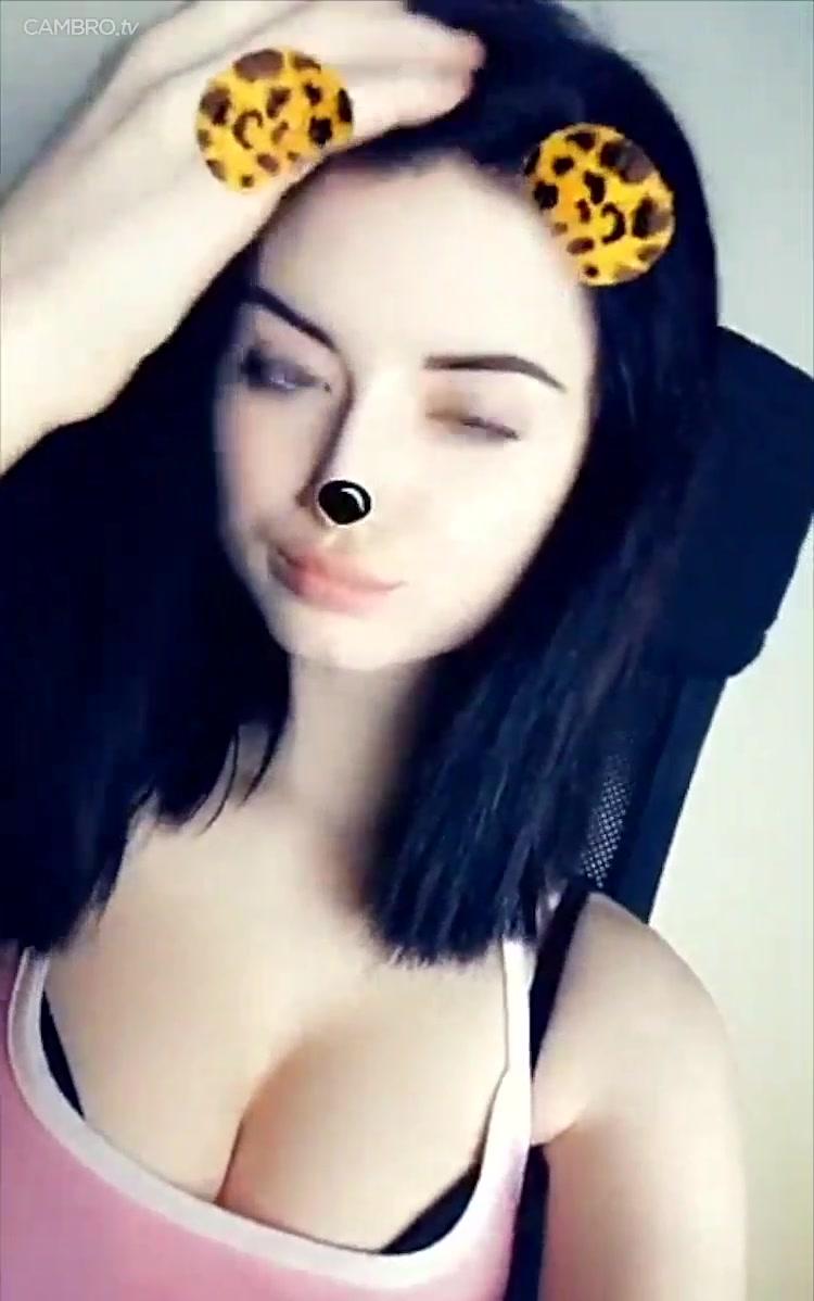 Celestia Vega Snapchat